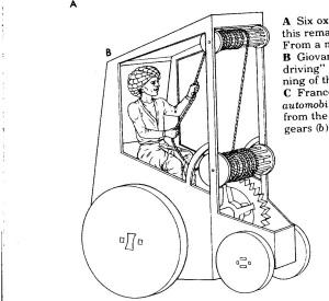 Medieval Car