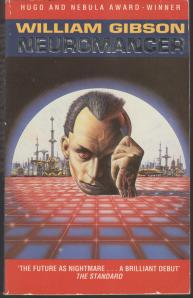 Neuromancer Cover