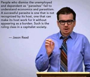 Jason Read Capitalist Parasites