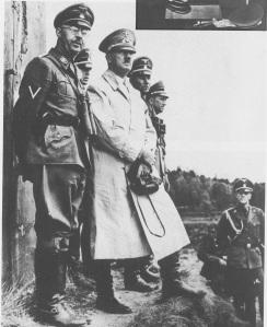 Himmler Hitler