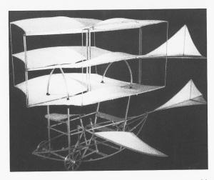 Steampunk Aircraft 1