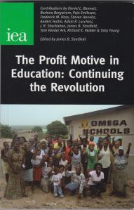 Privatising Education Book